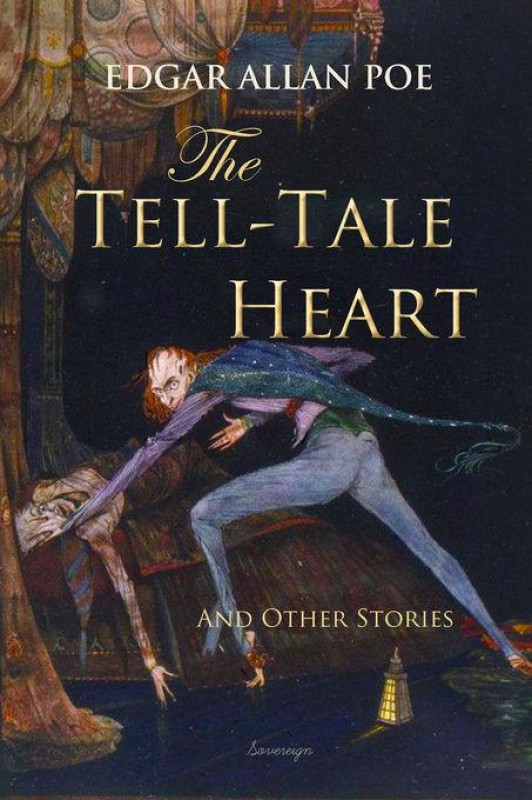 a comparison of the tell tale heart and a descent into the maelstrom by edgar allan poe Tell tale heart analysis essaysthe tell-tale heart by edgar allen poe deals with a man's mental deterioration and his descent into madness the story focuses on the narrator and his obsessions.