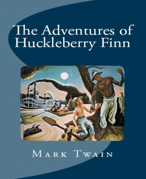 The Symbolism Used In Huckleberry Finn By Mark Twain Custom Paper