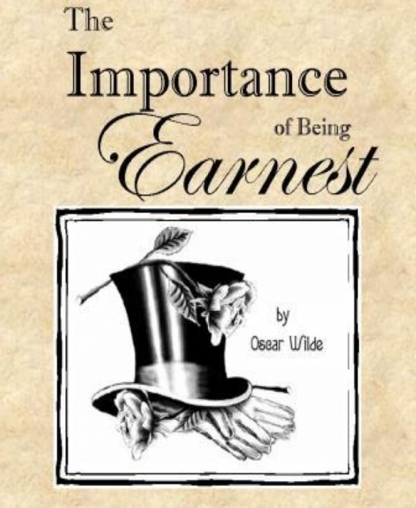 oscar wilde the importance of being earnest essay Oscar wilde's farcical comedy the importance of being earnest is subtitled a trivial comedy for serious peoplethe playwright himself penned this, so the reader is inevitably inclined to ask himself whether this deprecating subtitle is accurate.